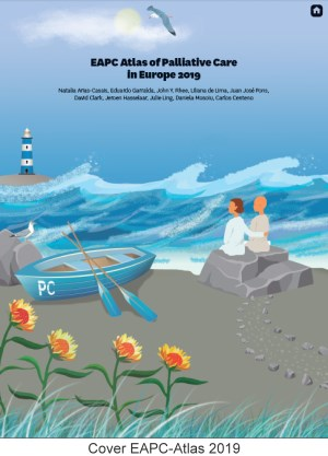 Cover EAPC-Atlas of Palliativ Care in Europe 2019