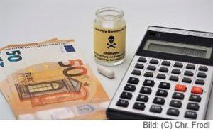 Symbolbild Sterbehilfe Kosteneinsparung