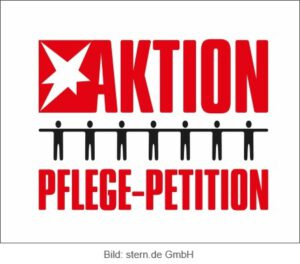 Stern-Aktion Pflege-Petition